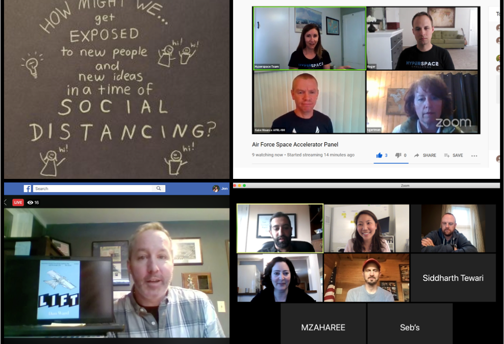 Virtual Collaboration in action